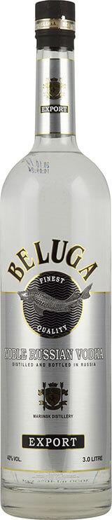 Beluga Vodka Premium 3 Liter