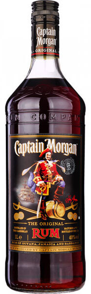 Captain Morgan 1 Liter