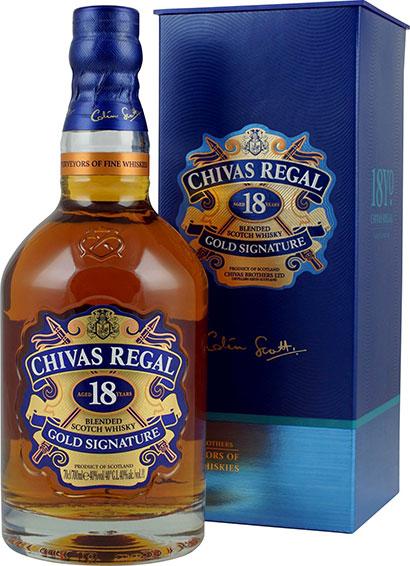 Chivas Regal 18-Jahre