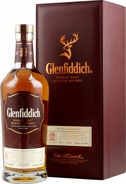 Glenfiddich Whisky Rare Collection 1979 36-Jahre