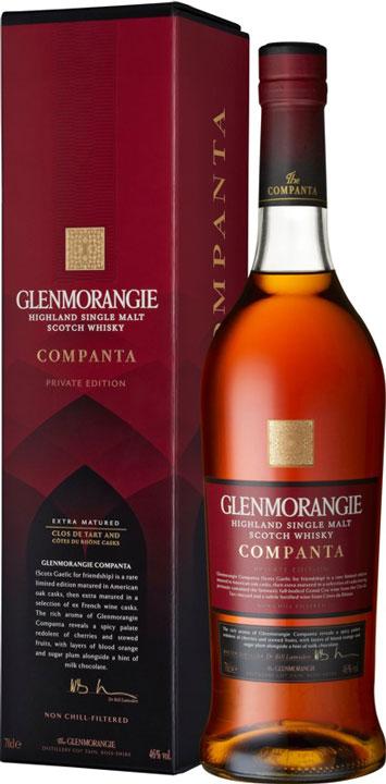 Glenmorangie Whisky Companta