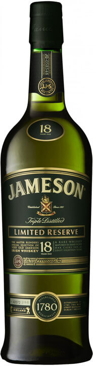 Jameson Whiskey 18-Jahre