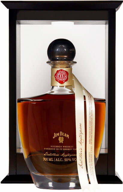 Jim Beam Whiskey Distillers Masterpiece
