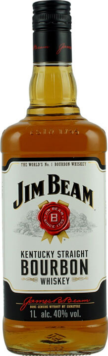 Jim Beam Whiskey White