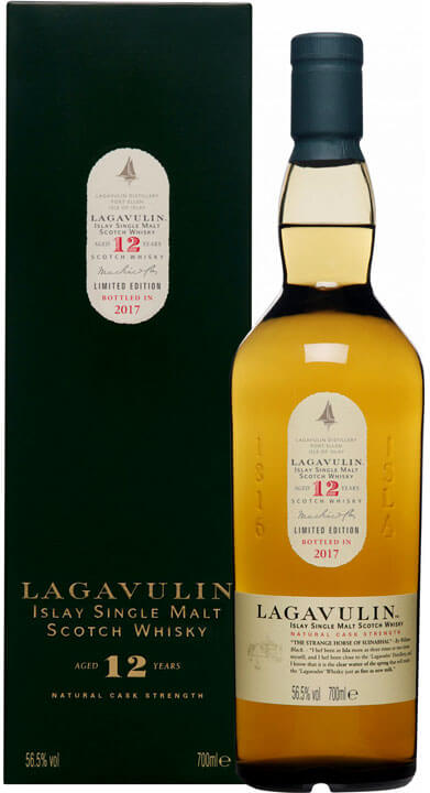 Lagavulin Whisky 12-Jahre Special Release 2005