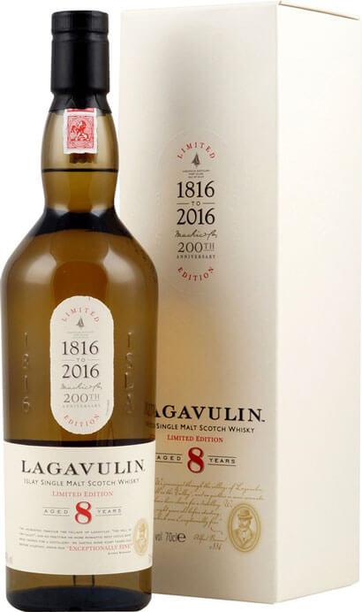 Lagavulin Whisky 8 Jahre